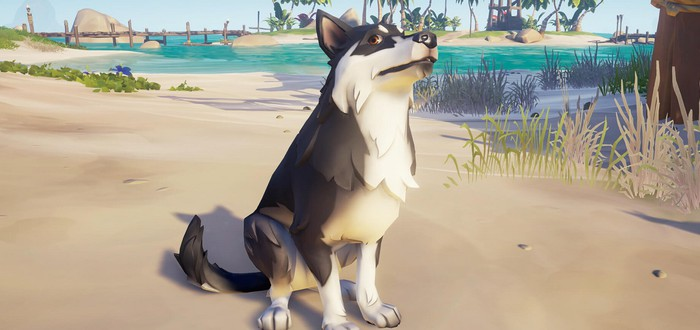 В Sea of Thieves появились собачки