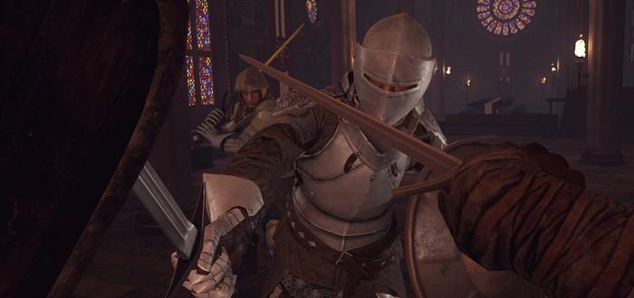 Синематик-трейлер Swordsman VR, релиз на PS4 в конце сентября