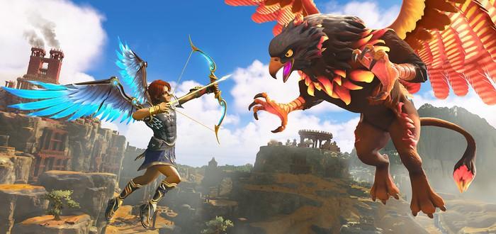 Три часа в Immortаls Fenyx Rising — как делать правильный клон Zelda