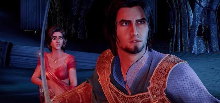 Ремейк Prince of Persia: The Sands of Time анонсирован