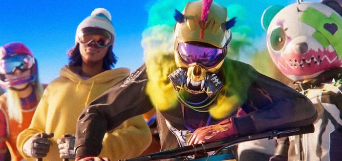 Ubisoft анонсировала симулятор экстремального спорта Riders Republic