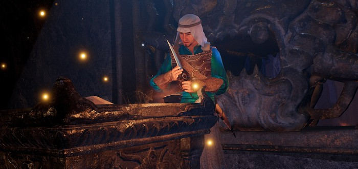 У разработчиков ремейка Prince of Persia: The Sands of Time нет проблем с бюджетом и временем