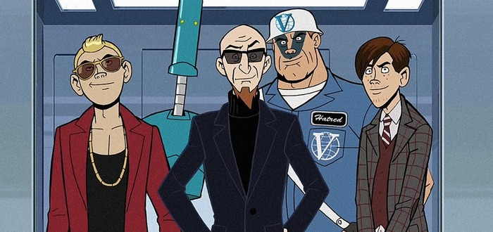 Adult Swim отменила мультсериал The Venture Bros
