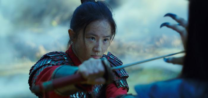 "Box Ofiice: ""Мулан"" стартовал в Китае в два раза ниже ожиданий"