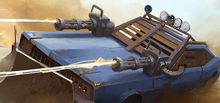 Remedy раздает свою самую первую игру — Death Rally