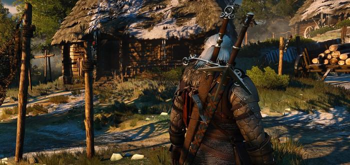 Обновленные здания в свежем трейлере модификации HD Reworked Project для The Witcher 3