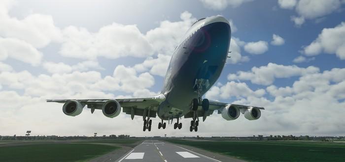 Зрители Twitch всем чатом посадили самолет в Microsoft Flight Simulator — без катастрофы