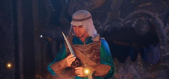 Уважение к оригиналу и перекаты — детали ремейка Prince of Persia: The Sands of Time
