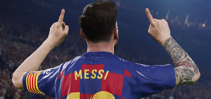 Релизный трейлер сезонного обновления eFootball PES 2021