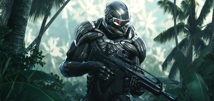 """Crysis Remastered идет в 38 FPS на """"очень высоких"""" настройках графики на RTX 2080 Ti"""