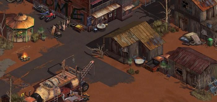 Постапокалиптическая Австралия в трейлере партийной RPG Broken Roads