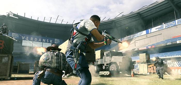 Ютубер научил собаку играть в Call of Duty: Warzone