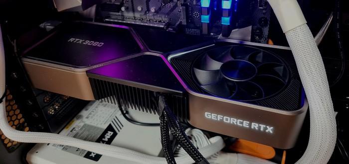 RTX 3080 выдает 32 fps при 4K в ремастере Crysis