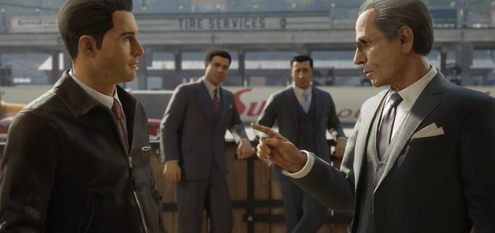 Жизнь гангстера в новом трейлере Mafia: Definitive Edition