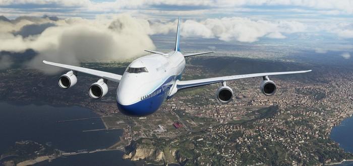 Прекрасные пейзажи Африки в новом трейлере Microsoft Flight Simulator