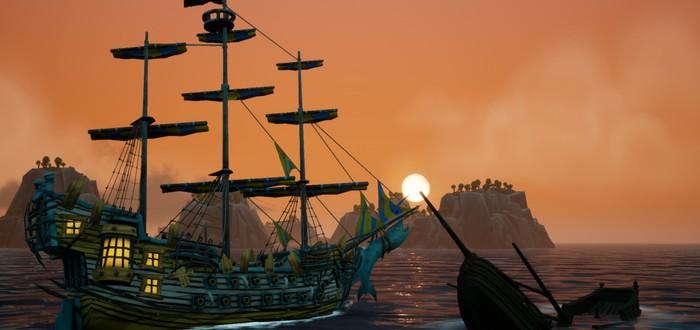 Геймплейный трейлер пиратского экшена King of Seas