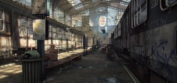 Вступительный уровень Half-Life 2 воссоздают в Half-Life: Alyx