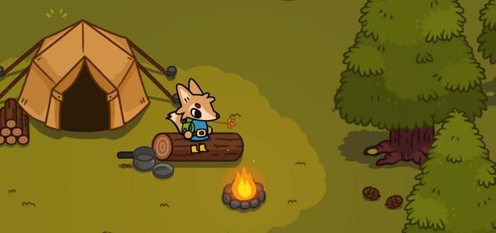 Милая адвенчура Lonesome Village про койота собрала деньги на Kickstarter
