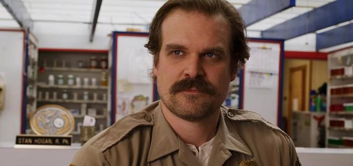 """В четвертом сезоне """"Очень странных дел"""" Хоппер станет совсем другим"""