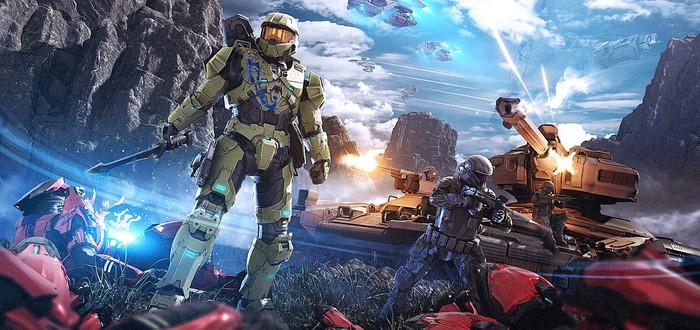 Утечка: В комплекте с Halo Infinite шла фигурка Чифа