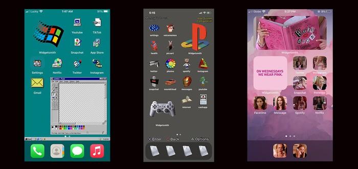 Стив Джобс вертится в гробу — посмотрите, как пользователи iOS 14 кастомизируют интерфейс