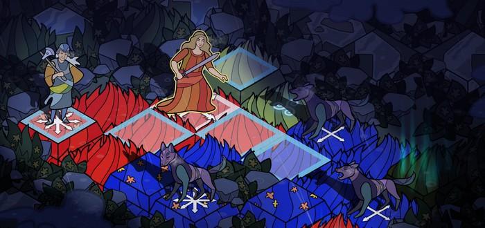 Состоялся релиз тактики Pendragon от создателей Heaven's Vault и 80 Days