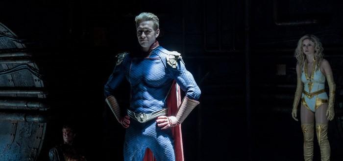 "В производство запущен спин-офф ""Пацанов"" про колледж для супергероев"