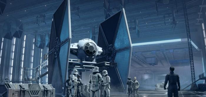 В Star Wars Squadrons тоже будут ранги и сезоны