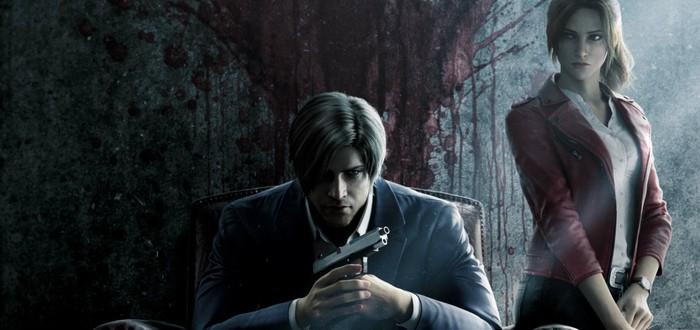 Capcom анонсировала анимационный сериал Resident Evil: Infinite Darkness