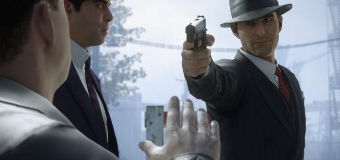 UK-чарт: Ремейк Mafia занял третью строку