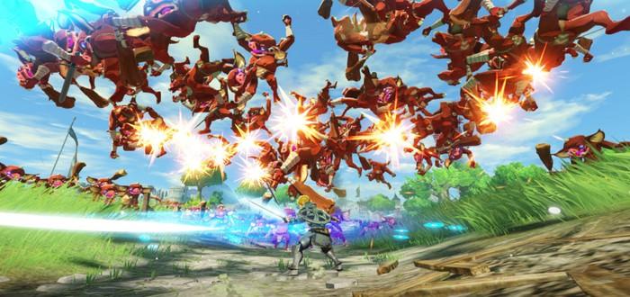 13 минут геймплея приквела к Breath of the Wild — Hyrule Warriors: Age of Calamity