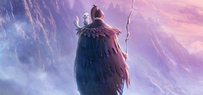 Трейлер анимационного фэнтези Legend of Deification