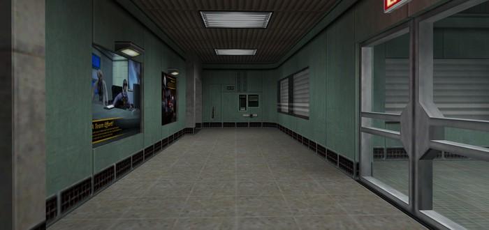 Моддер перенес события первой DOOM в Half-Life