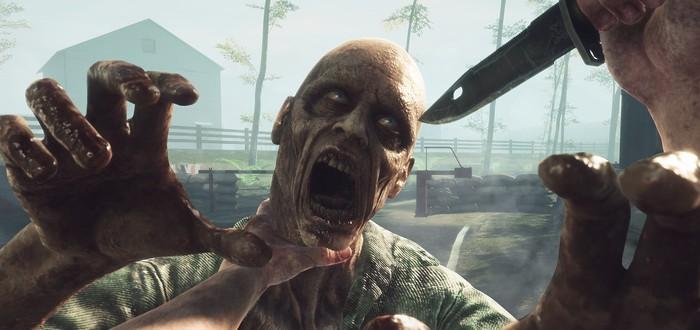 Дэрил и Мишон в релизном трейлере VR-экшена The Walking Dead Onslaught