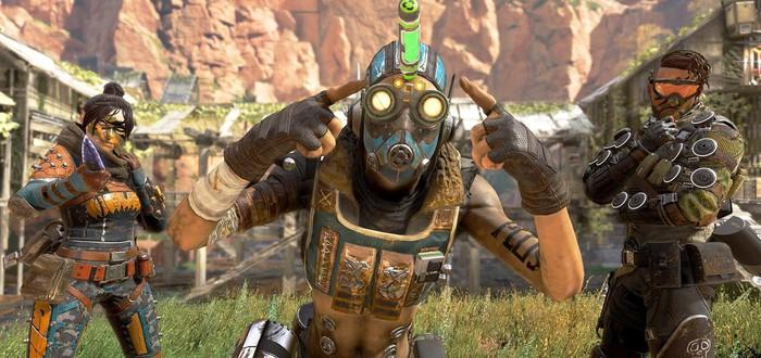 Утечка: Персонажи Apex Legends до 13 сезона, Titanfall 3 в разработке