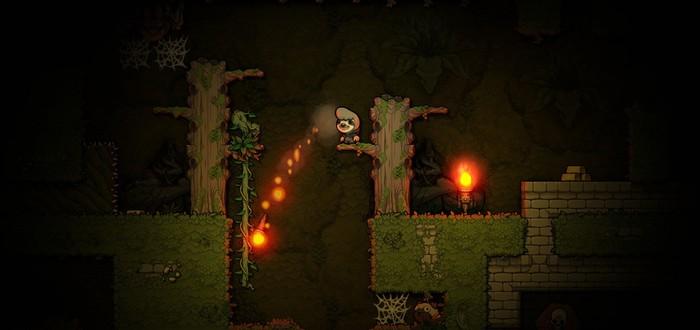 Spelunky 2 вышла в Steam