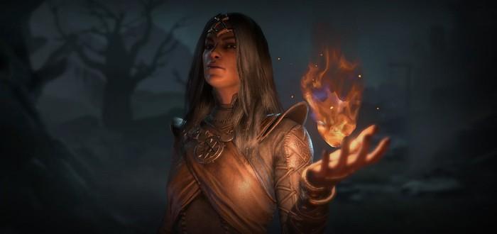Умения, таланты и система чар волшебницы — сентябрьский отчет по Diablo 4