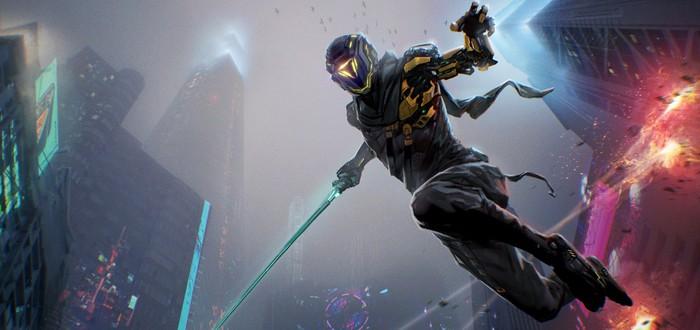 Демоверсия Ghostrunner получила новый уровень в виртуальной реальности