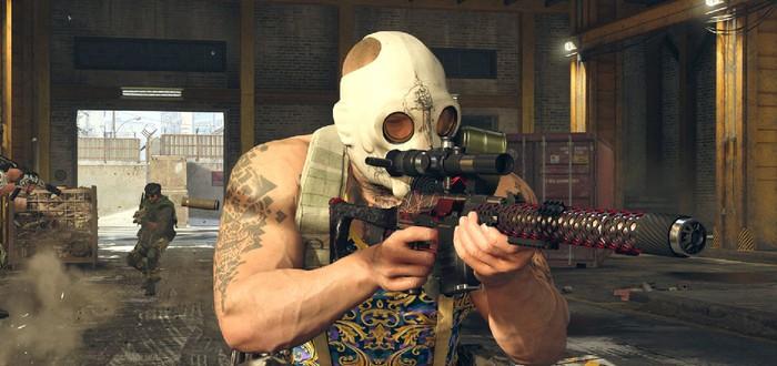 Летучая мышь, красный вертолет и новые виды оружия в трейлере боевого пропуска шестого сезона Call of Duty: Modern Warfare