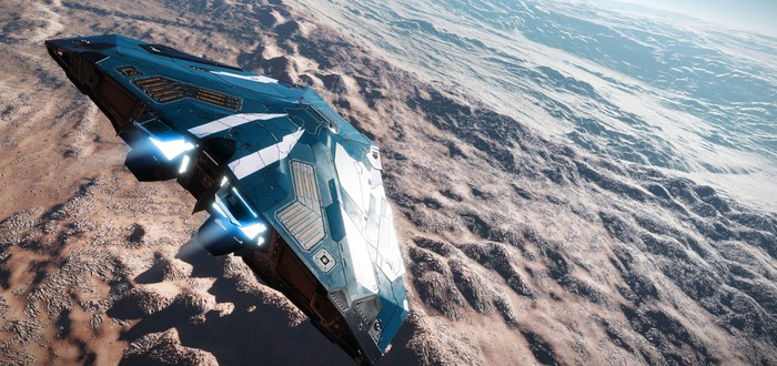 Путь игрока — второй дневник разработчиков Elite Dangerous: Odyssey