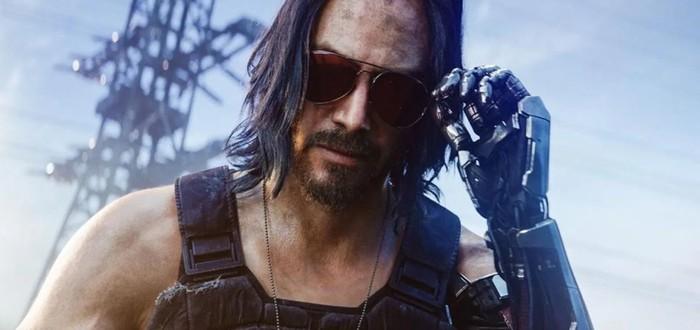 Слух: Netflix хочет снять сериал по Cyberpunk 2077 с Киану Ривзом