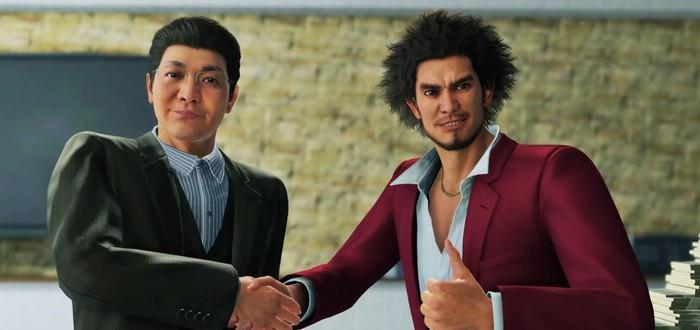 Инсайдер: Microsoft спонсировала разработку Yakuza 7