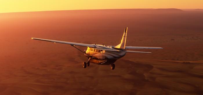 Следующее крупное обновление Microsoft Flight Simulator улучшит локации США