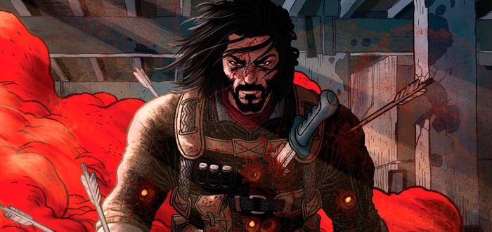 Комикс BRZRKR Киану Ривза собрал почти полтора миллиона долларов на Kickstarter