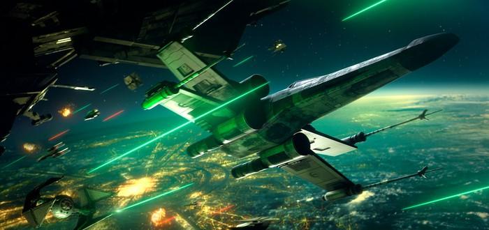 Steam-чарт: Star Wars Squadrons стартовала со второй строчки