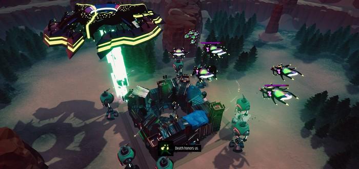 Сурвайвал-стратегия Rise Against the Invaders получила демоверсию