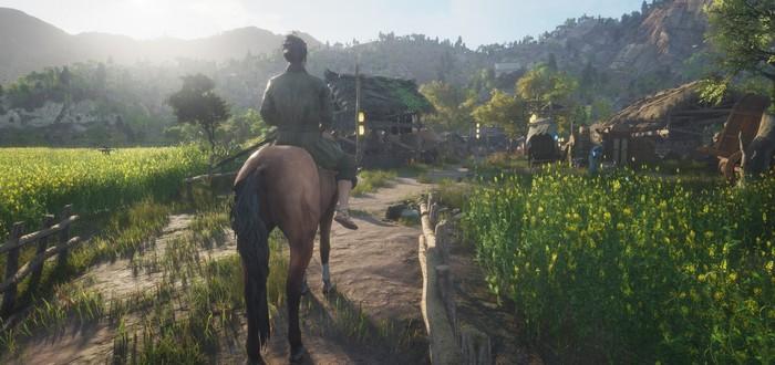 Новые скриншоты Cang Loong City — RPG про Древний Китай