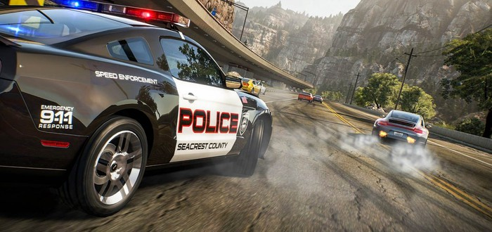 Анонсирован ремастер Need for Speed: Hot Pursuit