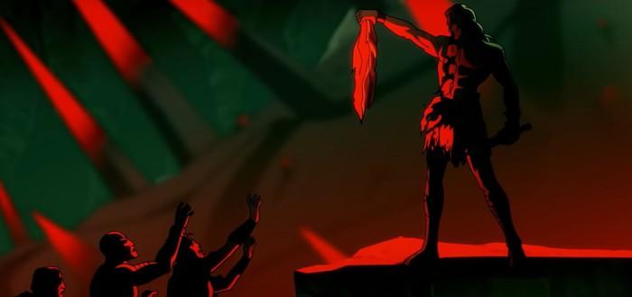 Первый трейлер мультсериала Blood of Zeus от создателей аниме Castlevania