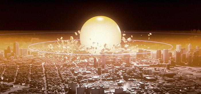 Посмотрите завораживающую анимацию взрыва атомной бомбы мощностью 800 килотонн над мегаполисом